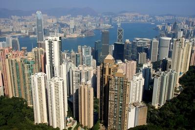 摩天楼都市 香港