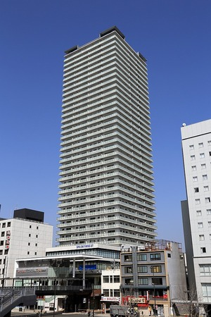 岐阜スカイウイング37(ザ・ライオンズ一条タワー岐阜)