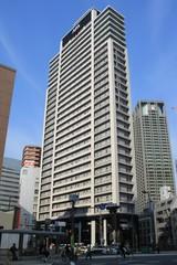 アパホテル大阪肥後橋駅前
