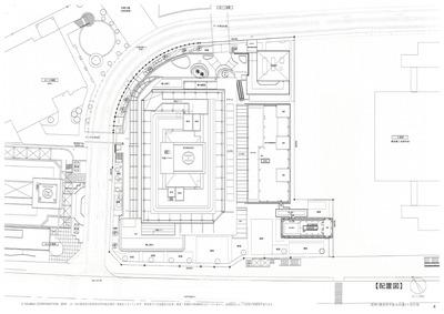 北仲通北地区 A-4地区 配置図