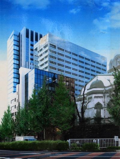 日本大学理工学部駿河台校舎キャンパス 南棟