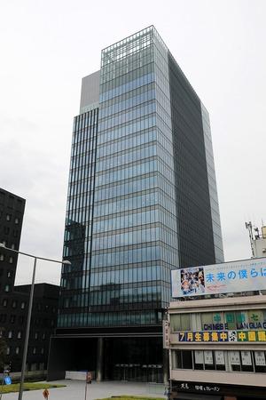 エイベックス新本社ビル