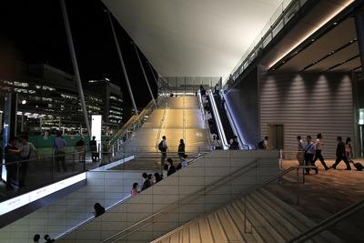 グランルーフの階段