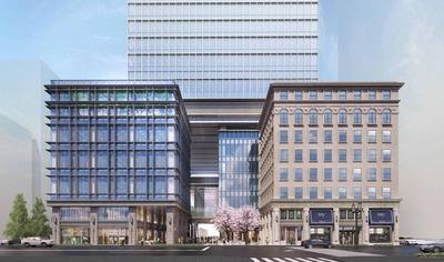 京橋二丁目西地区第一種市街地再開発事業_20130831