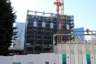 ホテルオークラ東京 新本館 中層棟