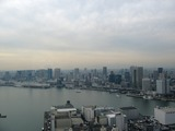THE TOKYO TOWERS SEA TOWERからの眺め