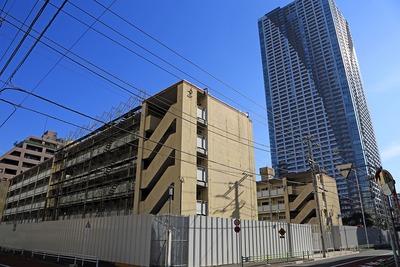 勝どき五丁目地区第一種市街地再開発事業