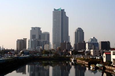 (仮称)東高島駅北地区 C地区棟計画