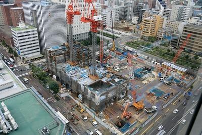 札幌創世1.1.1区(さんく)北1西1地区再開発事業