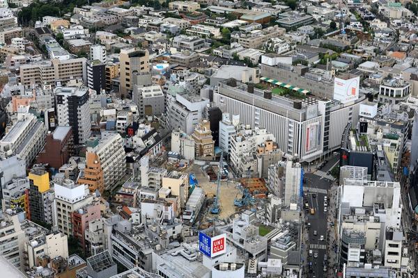 IMG_0614_(仮称)渋谷区道玄坂二丁目開発計画