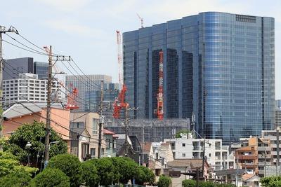 西品川一丁目地区第一種市街地再開発事業