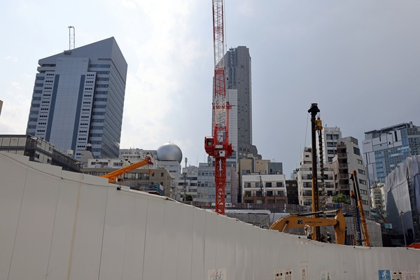 (仮称)渋谷駅桜丘口地区第一種再開発事業 B街区