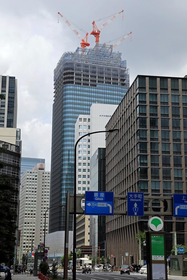 東京駅前常盤橋プロジェクト A棟