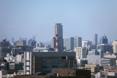 文京シビックセンターから青山・武蔵小杉方面