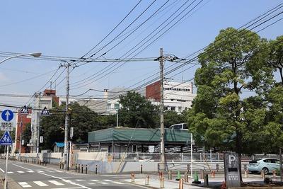 (仮称)日本医科大学武蔵小杉開発計画