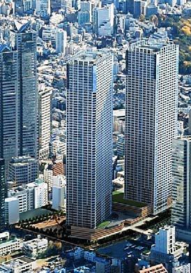 (仮称)西新宿三丁目西地区第一種市街地再開発事業