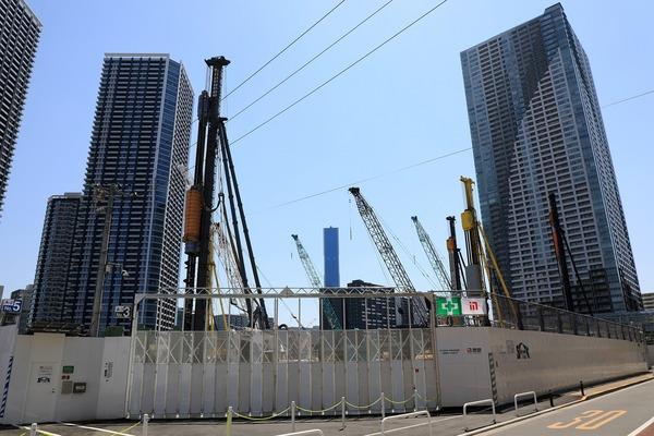 勝どき東地区第一種市街地再開発事業 A1棟