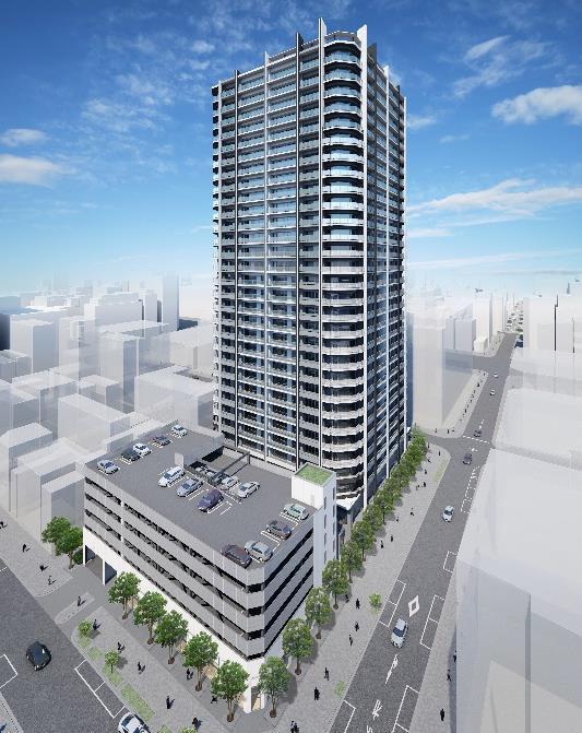 錦二丁目7番第一種市街地再開発事業