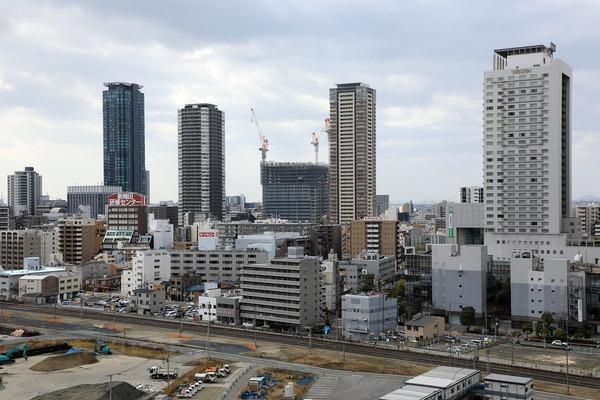 グランドメゾン新梅田タワー THE CLUB RESIDENCE