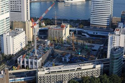 (仮称)竹芝地区開発計画建築計画(業務棟)