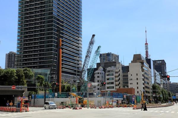 虎ノ門ヒルズ ステーションタワー A-2街区