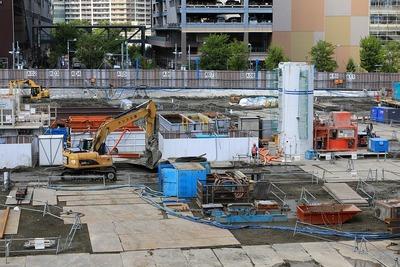 豊洲二丁目駅前地区第一種市街地再開発事業 2-1街区