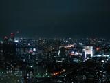 北千住の夜景