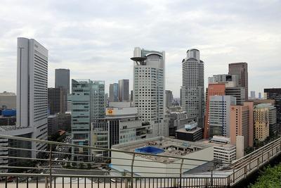 旧大阪中央郵便局解体 - 梅田3丁目計画(仮称)