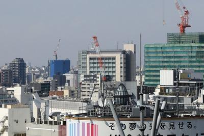 宇田川町14・15地区第一種市街地再開発事業