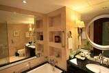 JWマリオット上海のバスルーム