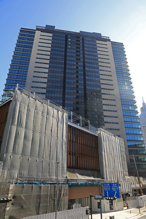JR川崎タワー オフィス棟