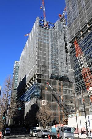 大手町二丁目地区第一種市街地再開発事業 A棟