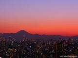 トワイライト富士 1024-768