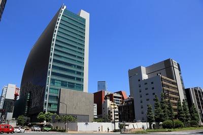 日鐵日本橋ビル跡地