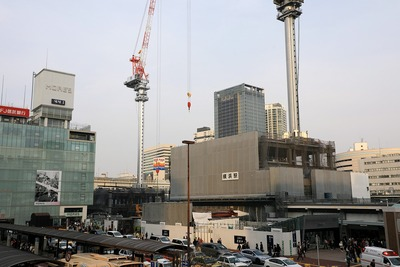 (仮称)横浜駅西口開発ビル新築工事