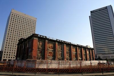 旧帝蚕倉庫倉庫棟