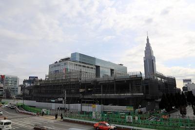 新宿駅南口地区基盤整備事業