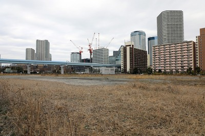 豊洲地区1-1街区開発計画