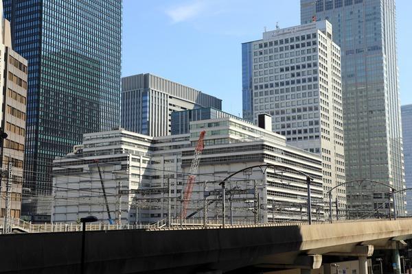 東京駅前常盤橋プロジェクト B棟、D棟