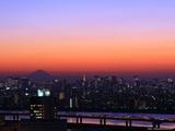 船堀トワイライト富士山-1600-1200