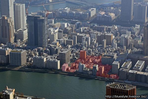 月島三丁目北地区第一種市街地再開発事業