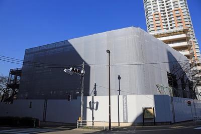 渋谷区仮設第一庁舎