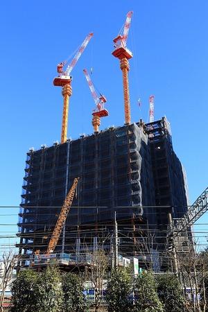 (仮称)大久保三丁目西地区開発計画(A-1棟)