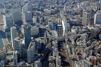 (仮称)横浜駅きた西口鶴屋地区第一種市街地再開発事業