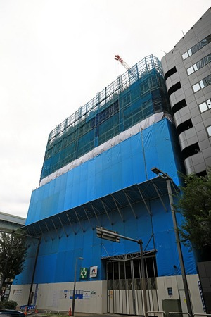 (仮称)西新宿3丁目複合計画 新築工事