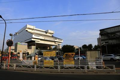 アパホテル<両国駅前>の建設地