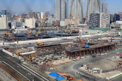 晴海五丁目西地区第一種市街地再開発事業 5-6街区