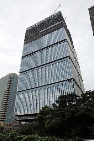 東京ガーデンテラス ホテル・オフィス棟