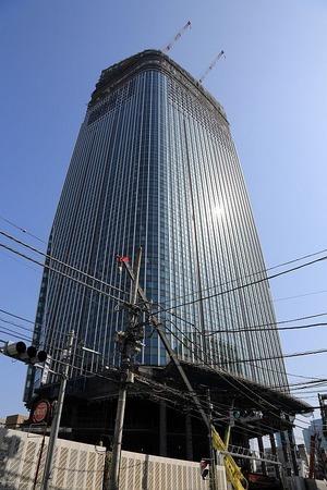 虎ノ門ヒルズ(環状二号線プロジェクト)