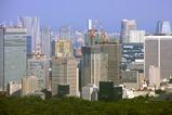 新宿センタービルからの眺め
